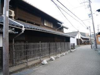Historic Townscapes of Nakaotai