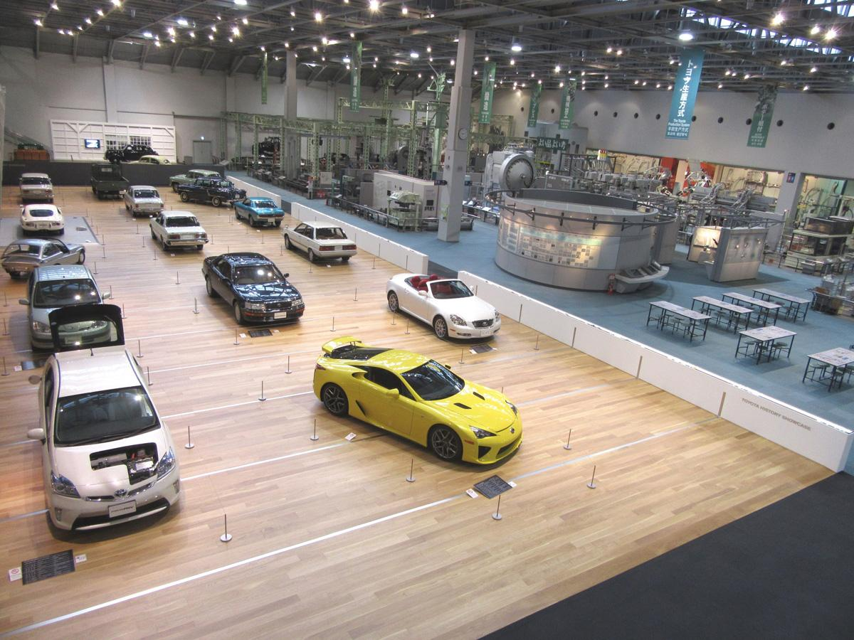 Toyota Commemorative Museum